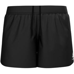 Odlo Zeroweight X-Light Shorts Dames, black